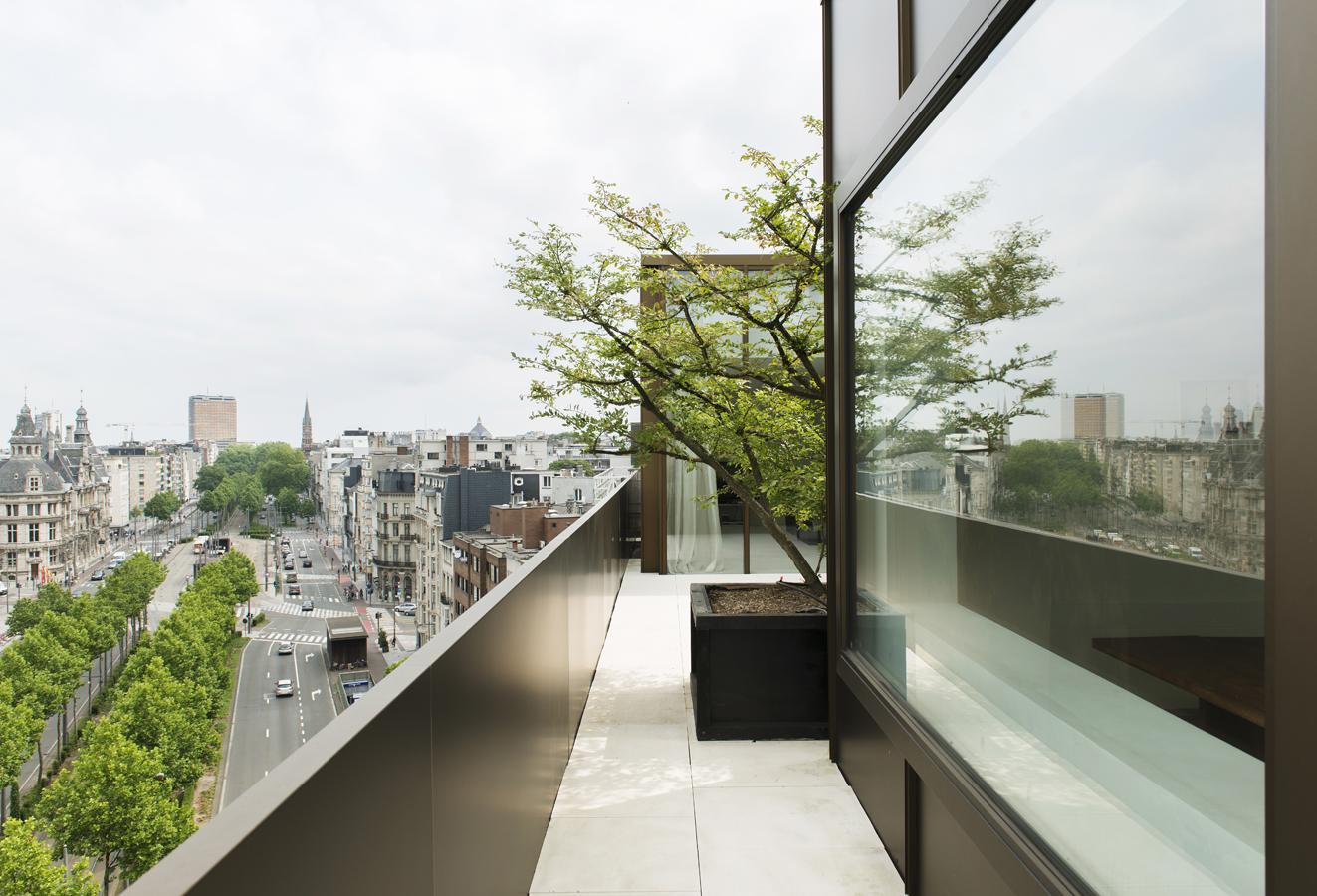Hans verstuyft architecten for Interieur architecten
