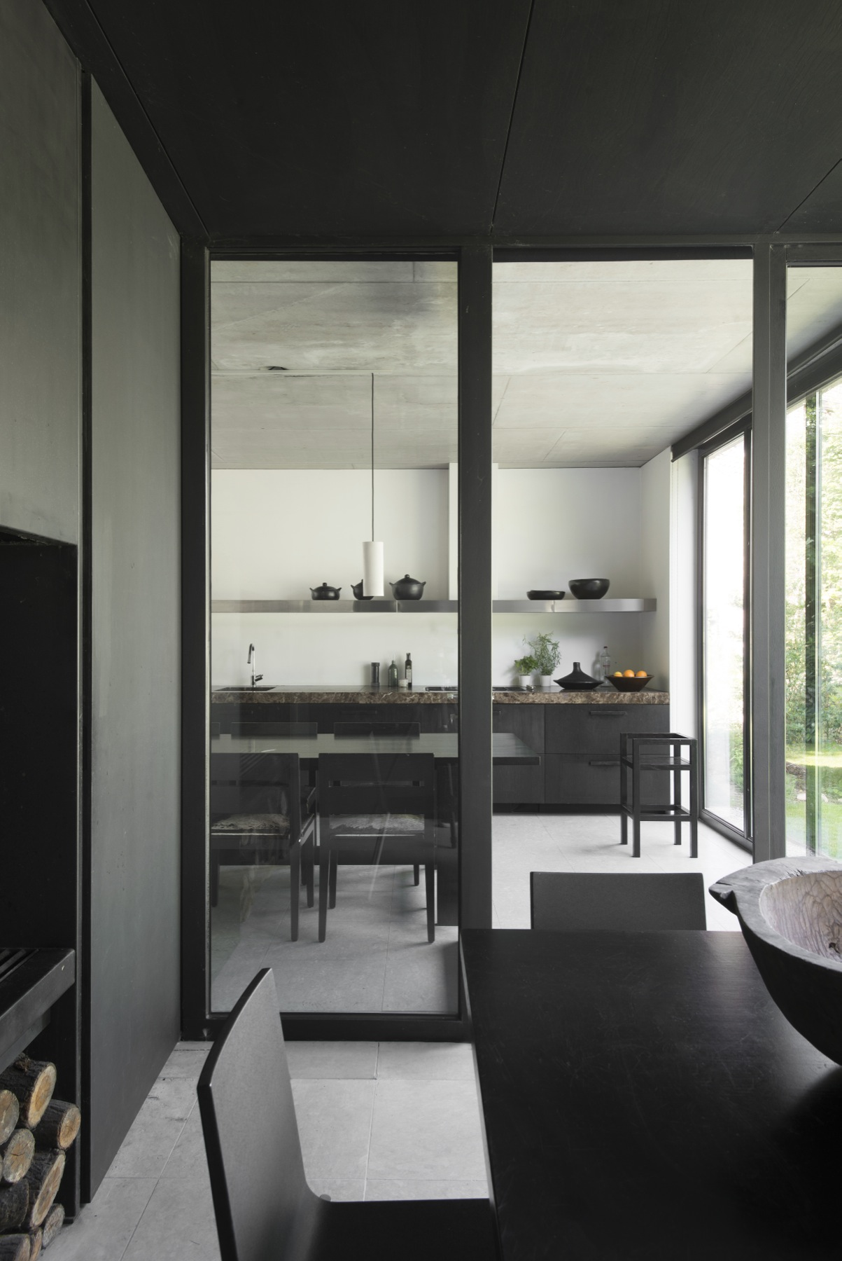 Hans verstuyft architecten for Hv interieur heist