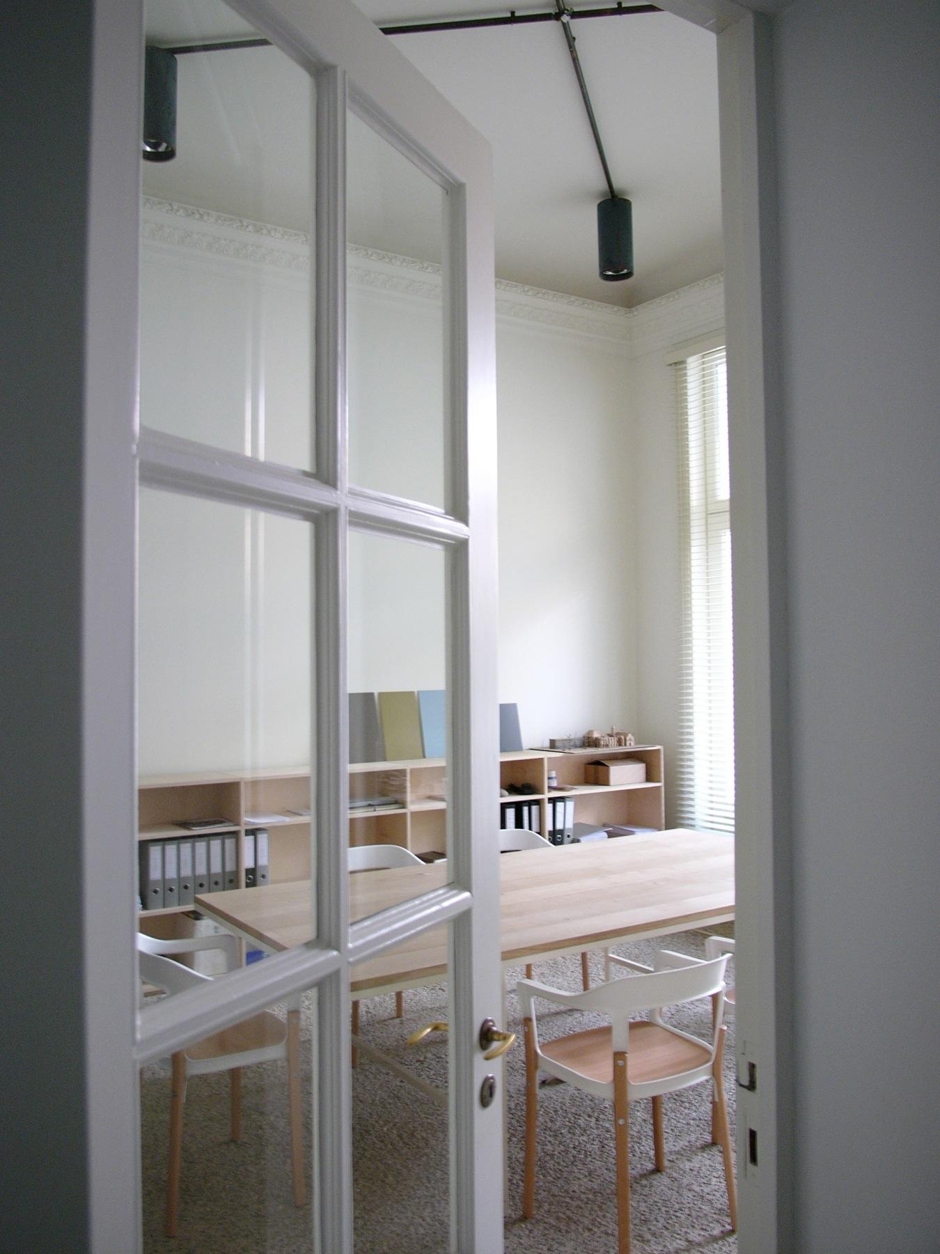 Hans verstuyft architecten for Interieur 2000 kortrijk